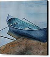 Solitude Canvas Print by Patsy Sharpe