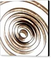 Spiral Canvas Print by Bernard Jaubert
