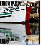 Splendour Canvas Print by Bob Christopher