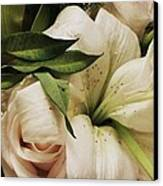 Spring Flowers Canvas Print by Anna Villarreal Garbis