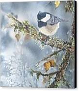 Spring Thaw Canvas Print by Patricia Pushaw