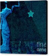 Stone Men 30-33 C02c - Les Femmes Canvas Print by Variance Collections