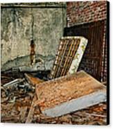 Stonehaven Rehab Canvas Print by Steve Harrington