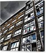 Stralauer Platz 29 - 31  Canvas Print by Juergen Weiss