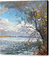 Sun After Storm Canvas Print by Ylli Haruni
