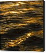 Sunset Reflections Canvas Print by Dustin K Ryan