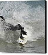 Surfing 396 Canvas Print by Joyce StJames