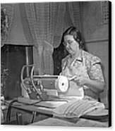 Tennessee: Farm Wife, 1942 Canvas Print by Granger