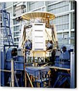 The Apollo Telescope Mount Undergoing Canvas Print by Stocktrek Images