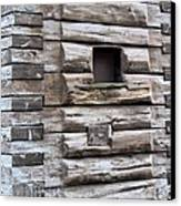 The Art Of Wood 3 Canvas Print by Randall Weidner
