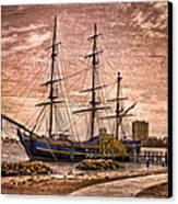 The Bounty Canvas Print by Debra and Dave Vanderlaan