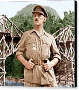 The Bridge On The River Kwai, Alec Canvas Print by Everett