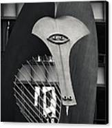 The Chicago Picasso Canvas Print by Adam Romanowicz