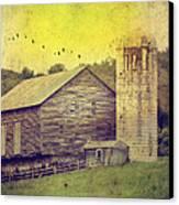 The Establishment Canvas Print by Kathy Jennings