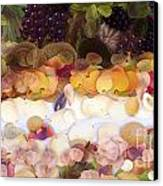 The Fruit Canvas Print by Odon Czintos