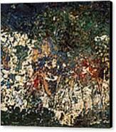 The Garden Of Gethsemane Canvas Print by Jonathan E Raddatz