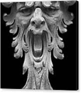 The Scream Canvas Print by Christine Till