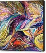 The Streams Canvas Print by Elena Kotliarker