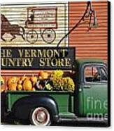 The Vermont Country Store Canvas Print by John Greim