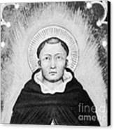 Thomas Aquinas, Italian Philosopher Canvas Print by Science Source