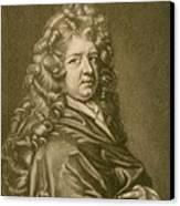 Thomas Betterton C. 1635-1710, Leading Canvas Print by Everett