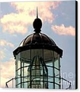 Top Of Bonita Lighthouse Canvas Print by Kathleen Struckle