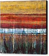 Tophet Canvas Print by Jonathan E Raddatz