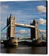 Tower Bridge Canvas Print by Steven Gray