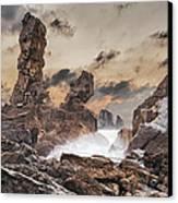 Trident Canvas Print by Evgeni Dinev