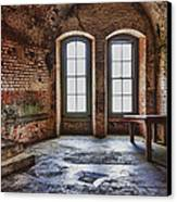 Two Windows Canvas Print by Garry Gay