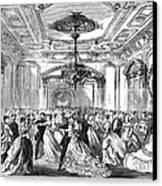 Union League Club, 1868 Canvas Print by Granger