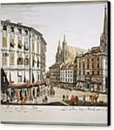 Vienna, 1779 Canvas Print by Granger