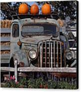Vintage Harvest Canvas Print by Kimberly Perry