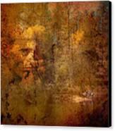 Waiting Canvas Print by Arne Hansen