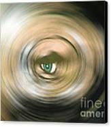 Watching You Canvas Print by Bruno Santoro