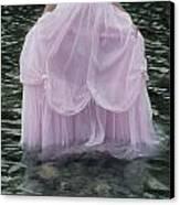 Water Bride Canvas Print by Joana Kruse