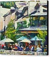 Whistler Two Canvas Print by Dale Stillman