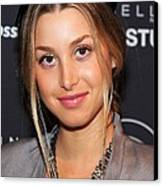 Whitney Port In Attendance For Gen Arts Canvas Print by Everett