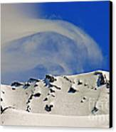 Wind Skier Canvas Print by Tap On Photo