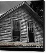 Windows In The Soul Canvas Print by Cris Hayes