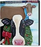 Winter Wonderland Canvas Print by Laura Carey
