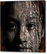 Woodland Spirit Canvas Print by Christopher Gaston