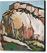 Zion National Park Canvas Print by Sandy Tracey