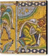 Heraclius (c575-641 A.d.) Canvas Print by Granger