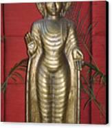 Buddha 1 Canvas Print by Vijay Sharon Govender