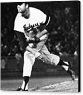 Don Drysdale (1936-1993) Canvas Print by Granger