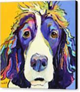 Sadie Canvas Print by Pat Saunders-White