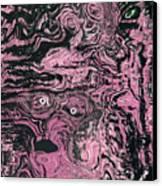 Soul Felt Canvas Print by  Laurie Homan