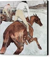 Toulouse-lautrec, 1899 Canvas Print by Granger