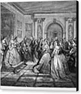 Washington Reception Canvas Print by Granger